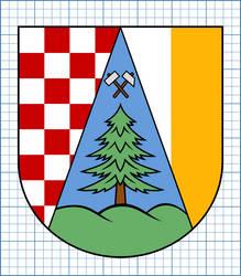 Stoszowice Coat of Arms by FollowByWhiteRabbit