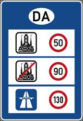 Danzig National Speed Limits by FollowByWhiteRabbit