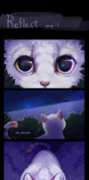 Reflect - comic page 1 by Linzu