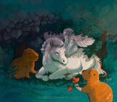 Autumn is here by Linzu