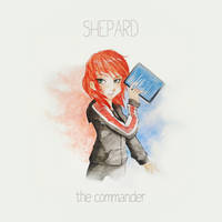 .The Commander. by CarlaNatalie