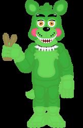 Toy Rolf (Updated/Full Body!) by SarahDeFroggo225