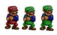 Astal Mario And Luigi by TrackmasterFan341