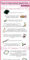 How to Make Maki Sushi by yanagi-san