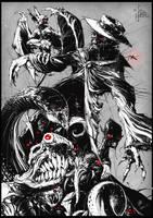 Hells Hitman 3 by MZauner