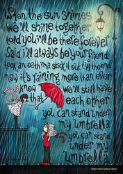 Umbrella by Nour-T