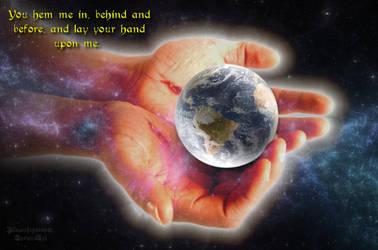 Psalm 139:5 by Plueschopossum