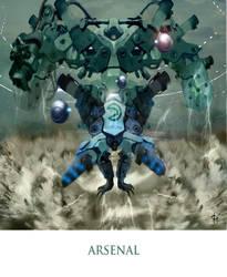 Arsenal by abaratoha