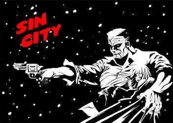 Sin City by Acard
