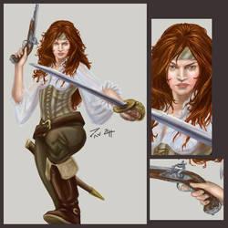 pirata sexy by Acard