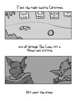 2014 Holiday Minicomic by bugbyte