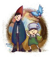 Wirt, Greg, Beatrice, and Jason Funderberker by bugbyte