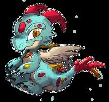 Precious Dragon new desing  SOLD by IzaPug