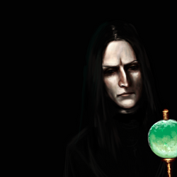 Head of House - black by Patilda