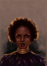 Golden III by Patilda