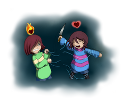 Cr 3: No Puppet Strings can hold me Down! by Iduna-Haya