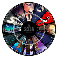 Art Summary 2018 by Iduna-Haya