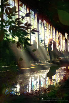 Abandoned by Iduna-Haya