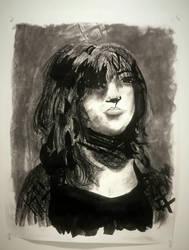5-Minute Portrait by Keitilen