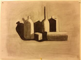 Bottles, Jugs + Boxes by Keitilen