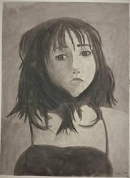 Self Portrait by Keitilen