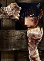 Prisoner of War by morbidprince