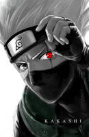 Sharingan Eye Kakashi by morbidprince