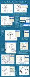 Quick Linework Tutorial by morbidprince
