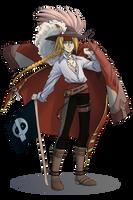 PC: Sky Pirate Rein by SatraThai
