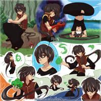 RDS: Character page - Ran by SatraThai