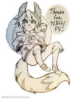Thanks for 41,856PV! ~ by SatraThai
