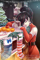 Merry Christmas! - 9/13 - Electra / Evevning by SatraThai