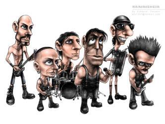 Rammstein by Ezequielstein