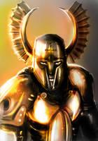 Teutonic knight by Ronin222