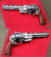 Revolver by LupusD