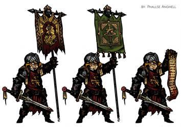 Zealot Crusader - Sprites 1 by PhallseAnghell