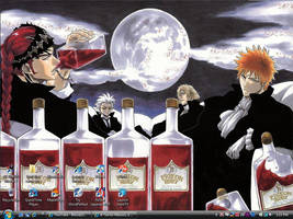Bleach - Men Of The Night by FrozenSkies
