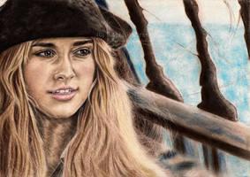 A pirates life by Hallarhoswen