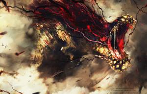 Deviljho, Cosme (Aeflus) Lucero. by Aeflus