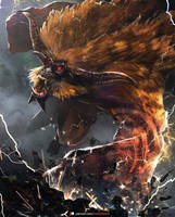 Raging Rajang by Aeflus