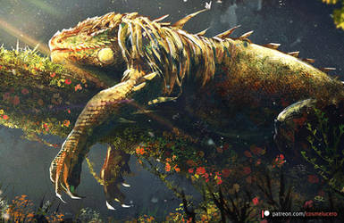 Great Jagras by Aeflus