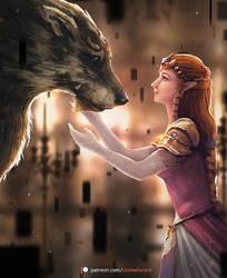 Twilight Princess by Aeflus