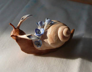 Snail the Third by Saerileth