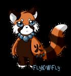 Ailurusmon by FlyKiwiFly