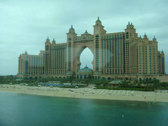 The Atlantis-From The Metro by Desert-Queen