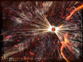 Sauron's Eye by nott
