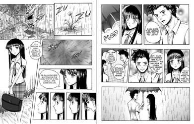 Love under the Rain by JHERRY