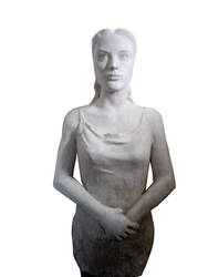 liv tyler sculpture by airwind080