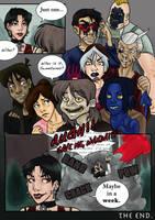 X-Men Evolution Comic pg 7 by kchuu