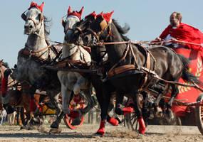 Horses by arite-stocks